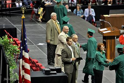 Madison Memorial - 2011 Graduation