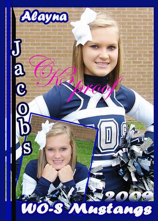 WOS Cheerleaders