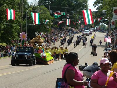 2011  Festival Friday Parade