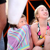 "Nederland 5th graders Mattie Bakke, right, and Leah Kalil try to warm up after taking the Polar Plunge on Saturday, March 5, during ""Frozen Dead Guy Days"" in Nederland. For more photos and video go to  <a href=""http://www.dailycamera.com"">http://www.dailycamera.com</a><br /> Jeremy Papasso/ Camera"