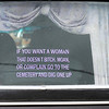 "A funny sticker on the back of a hearst window during the parade on Saturday, March 5, during ""Frozen Dead Guy Days"" in Nederland. For more photos and video go to  <a href=""http://www.dailycamera.com"">http://www.dailycamera.com</a><br /> Jeremy Papasso/ Camera"