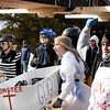 "Rob Black, of Arvada, right, helps carry his team's coffin on Saturday, March 5, during ""Frozen Dead Guy Days"" in Nederland. For more photos and video go to  <a href=""http://www.dailycamera.com"">http://www.dailycamera.com</a><br /> Jeremy Papasso/ Camera"