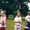 Greg Lundgren (center) and Randy Hoyer