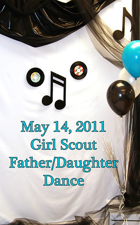 2011 Girl scouts father/daughter dance