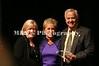 Former SenatorEd Bethune, Mrs Bethune and Gay White (center)
