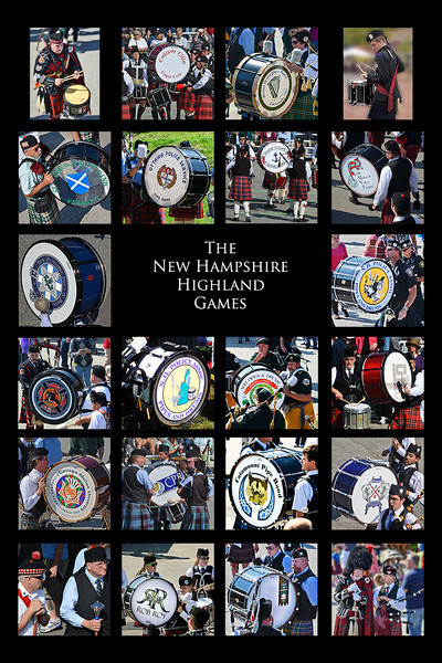 Drums of the Highland Games