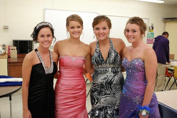 2011 Hillsboro Homecoming Coronation