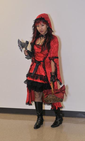 2011 Iris Halloween