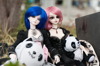 Dolls at the 2011 J-POP Summit Festival