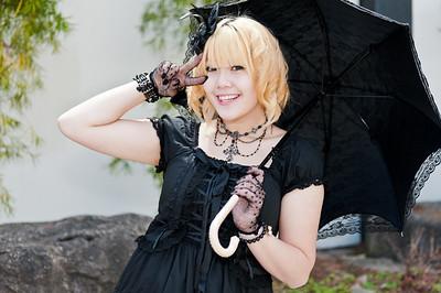 Gothic Lolita at the 2011 J-POP Summit Festival