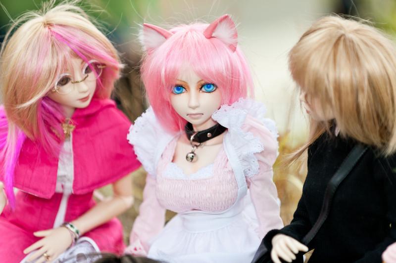 Dolls at the 2011 J-POP Summit Festival