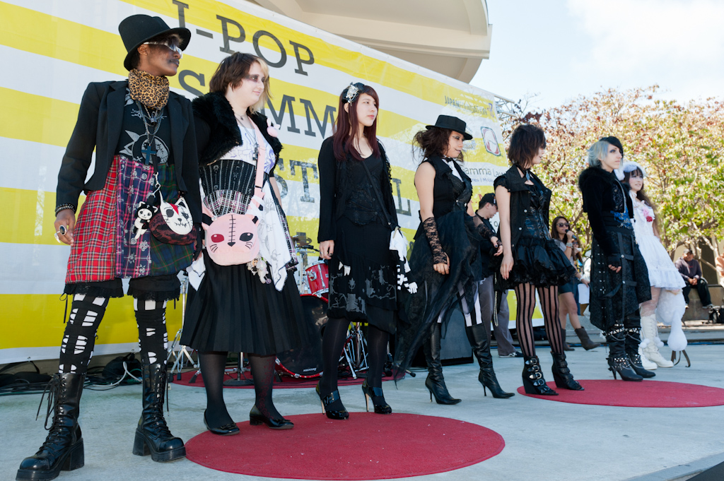 h. NAOTO Mania at 2011 J-POP Summit Festival on the Pagoda Stage