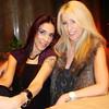Celebrating Carmine's B day!!!! Ana Sidel & Katja Rieckermann @ Cafe the Artistes Hollywood