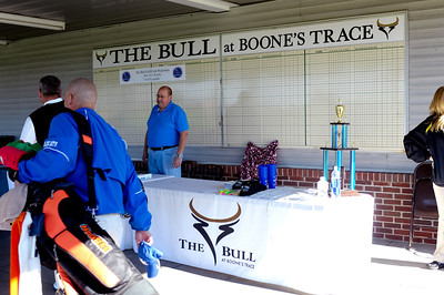 Kentucky EMS Golf Scramble. The Bull at Boone's Trace.