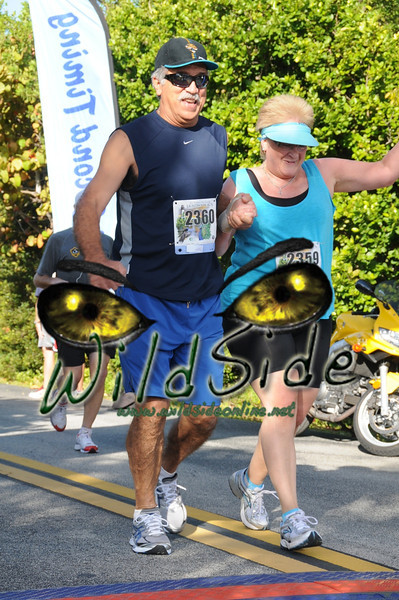 2011 Key Biscayne Lighthouse Run