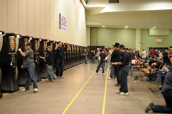 2011 MOMA Dart Tournament