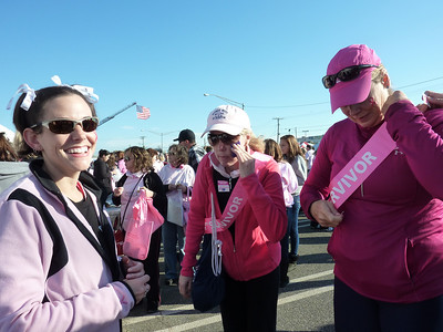 2011 Making Strides Against Breast Cancer Walk