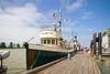 """Penelope Island"" at the 2011 Richmond Maritime Festival."