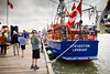 "The ""Steveston Lifeboat"" at the 2011 Richmond Maritime Festival."
