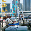 Miami Boat Show 2011 at Bayside 2/18/2011