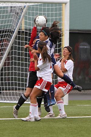2011 NWAACC Soccer Friendlies