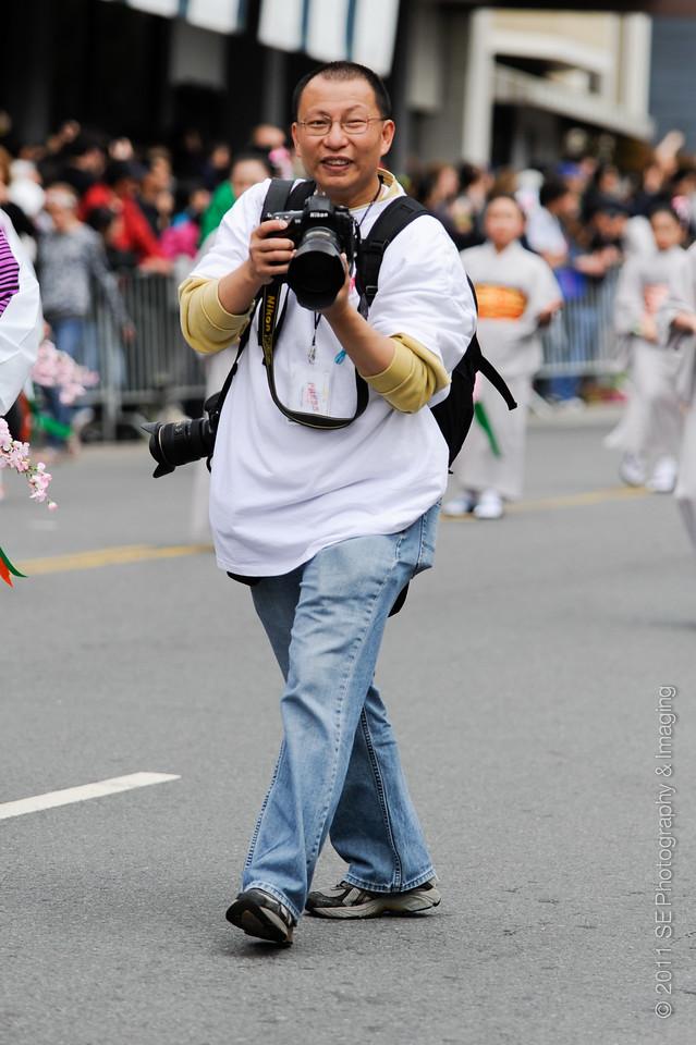 Photographer David Yu