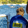 "Port of Tauranga Half Ironman, 2011, contestant 808, member of womens team sits watching swimmers Tauranga is New Zealands 5th largest city and offers a wonderfull variety of scenic and cultural experiences. ALSO SEE; <a href=""http://www.blurb.com/b/3811392-tauranga"">http://www.blurb.com/b/3811392-tauranga</a>"