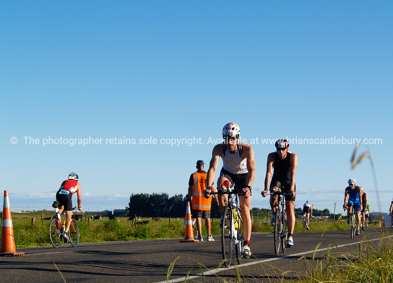 """Port of Tauranga Half Ironman, 2011, Tauranga is New Zealands 5th largest city and offers a wonderfull variety of scenic and cultural experiences. ALSO SEE; <a href=""""http://www.blurb.com/b/3811392-tauranga"""">http://www.blurb.com/b/3811392-tauranga</a>"""