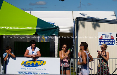 Port of Tauranga Half Ironman, 2011, approaching the finish. Tauranga is New Zealands 5th largest city and offers a wonderfull variety of scenic and cultural experiences. ALSO SEE; http://www.blurb.com/b/3811392-tauranga