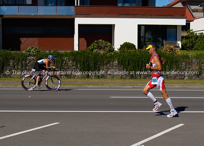 Port of Tauranga Half Ironman, 2011, Paul Dufty, contaestant 295 on the run. Tauranga is New Zealands 5th largest city and offers a wonderfull variety of scenic and cultural experiences. ALSO SEE; http://www.blurb.com/b/3811392-tauranga