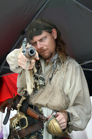 2011 Pirate Fest, Ft. Myers, Florida