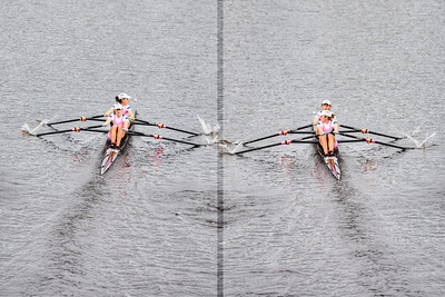 Head of The Charles Regatta 2011.  Composite image taken with Nikon D90 and Nikkor 70-200 mm.  Processed with Photomatix Pro 4.1 and Photoshop CS5.
