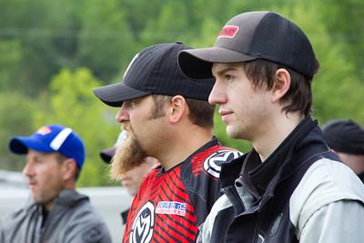 Speedy Pete and J.P.