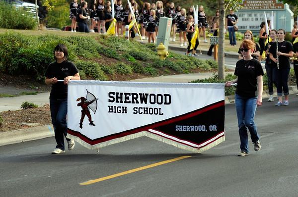 2011-SHS Homecoming Parade