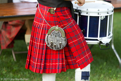 Bag Pipers and Drums