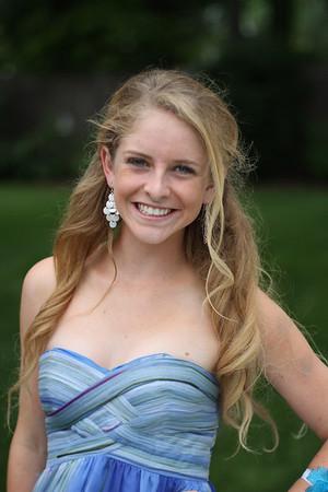 2011 Senior Prom Liana