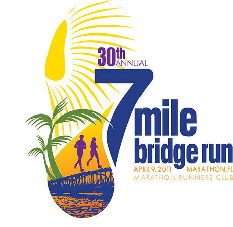 2011 Seven Mile Bridge Run-Finish