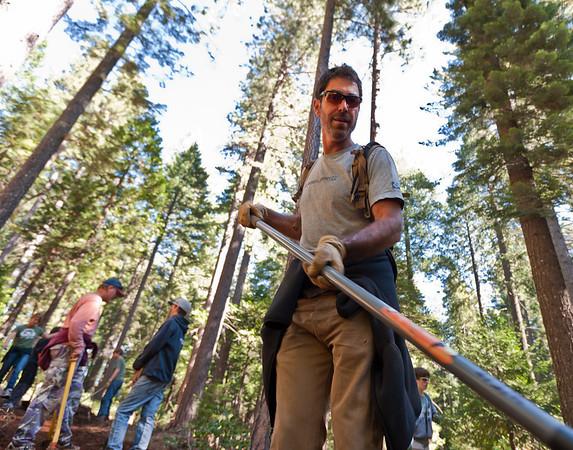 United Trails Day, Nevada County-40