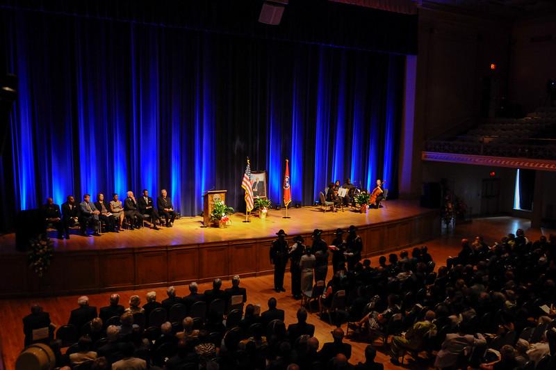 Birch Memorial Service 2011