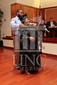 UNCP hosts a Social Work Pinning and Hooding ceremony on May 5th, 2011 social_work_0086.jpg