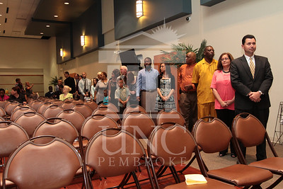 UNCP hosts a Social Work Pinning and Hooding ceremony on May 5th, 2011 social_work_0066.jpg