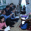 As we gather for morning prayer on Saturday, Feb. 19, 2010