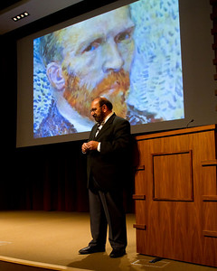 Inside The Mind of Vincent van Gogh @ The Bechtler Museum 4-30-11