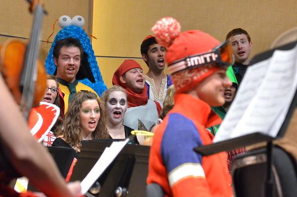 CWU Halloween COncert 2011