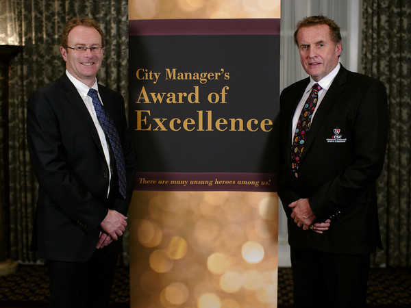 City Managers Awards 2011