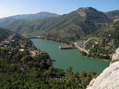 El chorro reservoir
