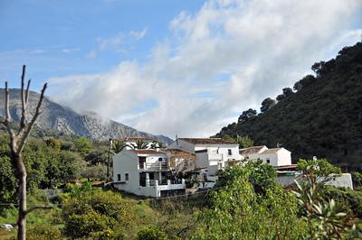 Climbing in El Chorro (2011)