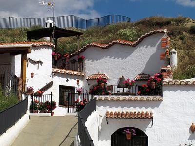 Guadix - Barrio de Santiago