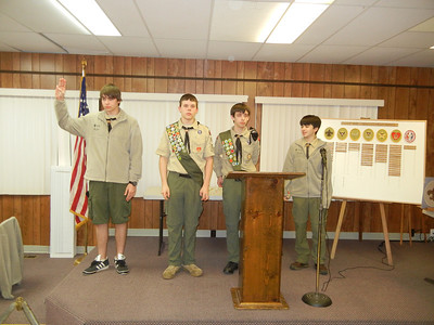 Court of Honor - Dec 12