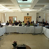 Malta PGD 2011 group participating remotely in Policy Briefing in Geneva